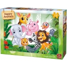 PUZZLE ANIMAUX SAUVAGE