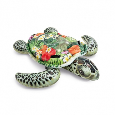 TORTUE ALOHA GONFLABLE A CHEVAUCHER