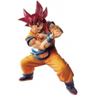 Figurine Super Saiyan Goku SSJ God blood of Saians