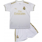 ENSEMBLE MAILLOT ET SHORT REAL MADRID 6 Ans