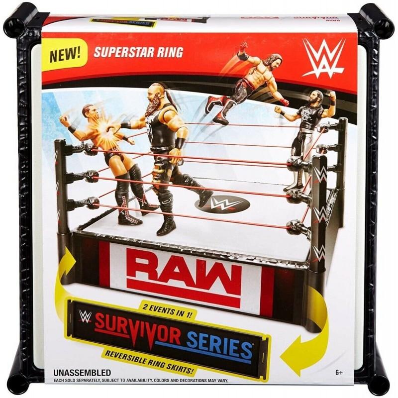 WWE RAW RING SUPERSTAR