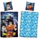 HOUSSE DE COUETTE DRAGON BALL SUPER 140X200 cm