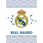 PLAID POLAIRE REAL MADRID