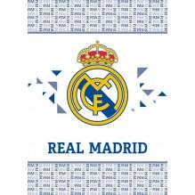 PLAID POLAIRE REAL MADRID