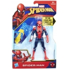 FIGURINE SPIDERMAN Rouge