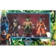 COFFRET 3 FIGURINES DRAGON BALL Goku,Broly,Vegeta