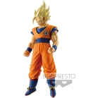 FIGURINE DRAGON BALL Z Scultures Big Budokai 6 Vol 2 - Goku Sayan 2 17 cm