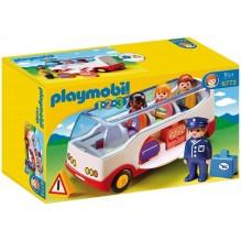 PLAYMOBIL AUTOCAR DE VOYAGE 6773