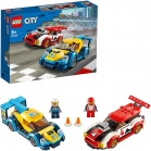 LEGO CITY VOITURES DE COURSES 60256