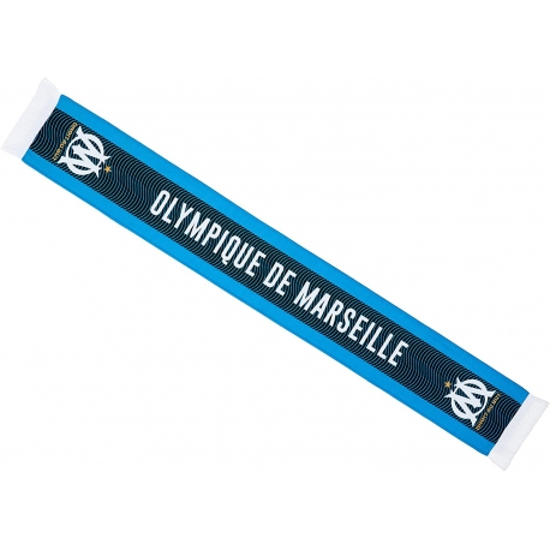 ECHARPE OLYMPIQUE DE MARSEILLE