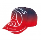 CASQUETTE PARIS SAINT GERMAIN Rouge