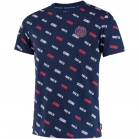 TEE SHIRT PARIS SAINT GERMAIN All over enfant
