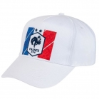 CASQUETTE EQUIPE DE FRANCE DE FOOTBALL Adulte