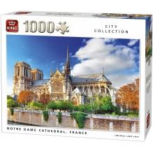 PUZZLE NOTRE DAME DE PARIS 1000 Pièces