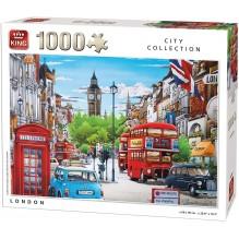 PUZZLE LONDRES 1000 Pièces