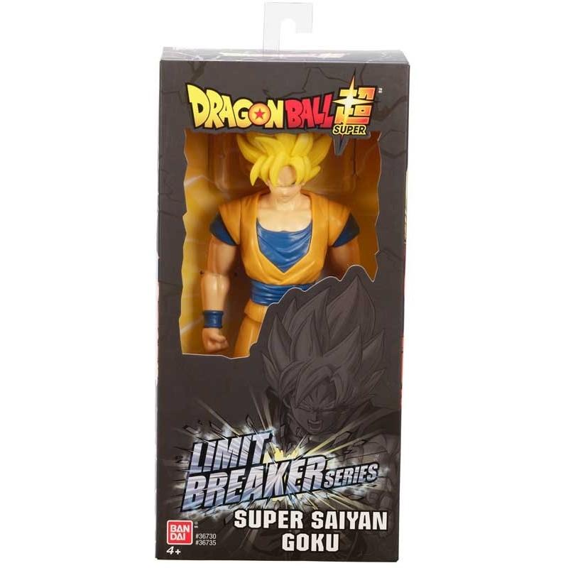 Dragon Ball Super - Figurine Géante Limit Breaker 30 cm - Super GOKU Blue