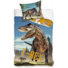 HOUSSE DE COUETTE T-REX Dinosaure