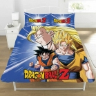 HOUSSE DE COUETTE DRAGON BALL Z 2 Places