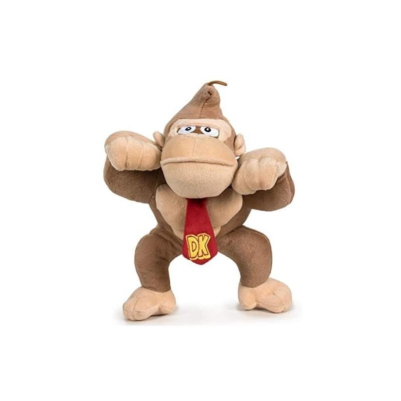PELUCHE Super Mario Donkey Kong 26 cm