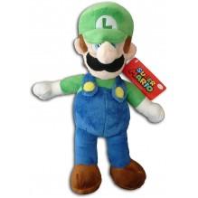 PELUCHE Super Mario Luigi 35 cm