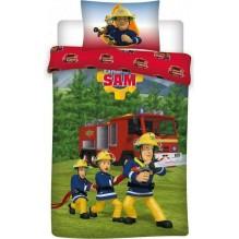 HOUSSE DE COUETTE SAM  Le Pompier