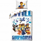 HOUSSE DE COUETTE LEGO MOVIE