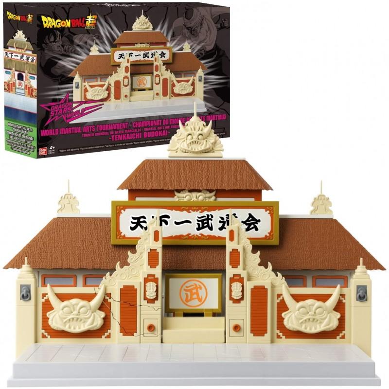 Bandai- Dragon Ball Super-Arène Tenkaichi Budokai-Diorama pour Figurines