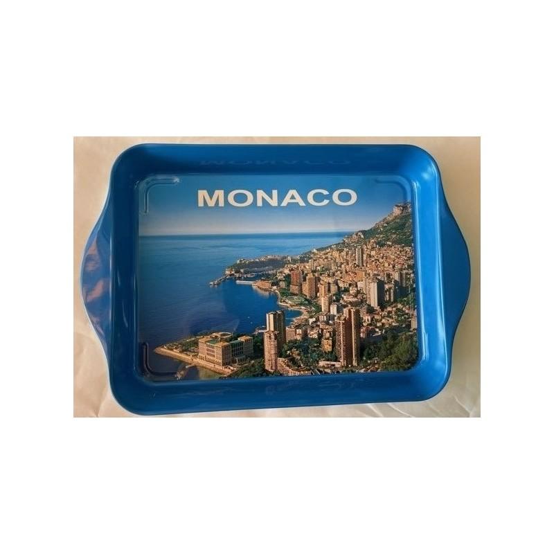 Plateau métal Monaco