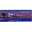 Magnet photo Cannes la nuit
