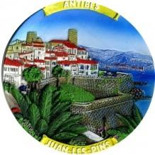 Assiette Antibes
