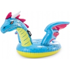 Dragon gonflable chevauchable intex
