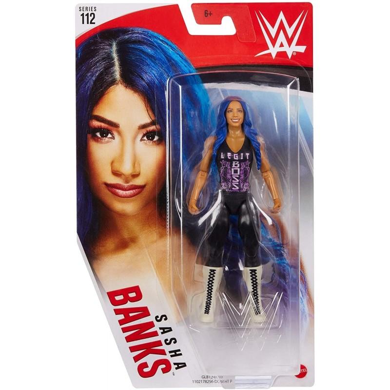 Figurine Wwe Sasha Banks