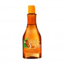 Huile Sèche Bronzage & Protection Monoï de Tahiti Parfum des Îles SPF30 150 ml