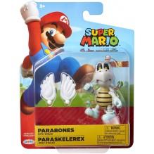 Super Mario Figurine d'action de 10,2 cm Parabones de Collection avec Ailes