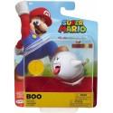Nintendo - Jakks Super Mario – Boo– 10 cm