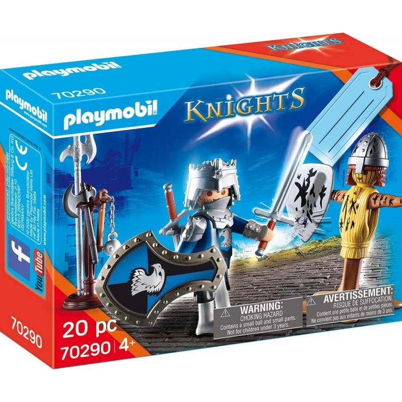 PLAYMOBIL chevaliers 70290