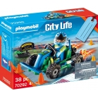 PLAYMOBIL karting 70292