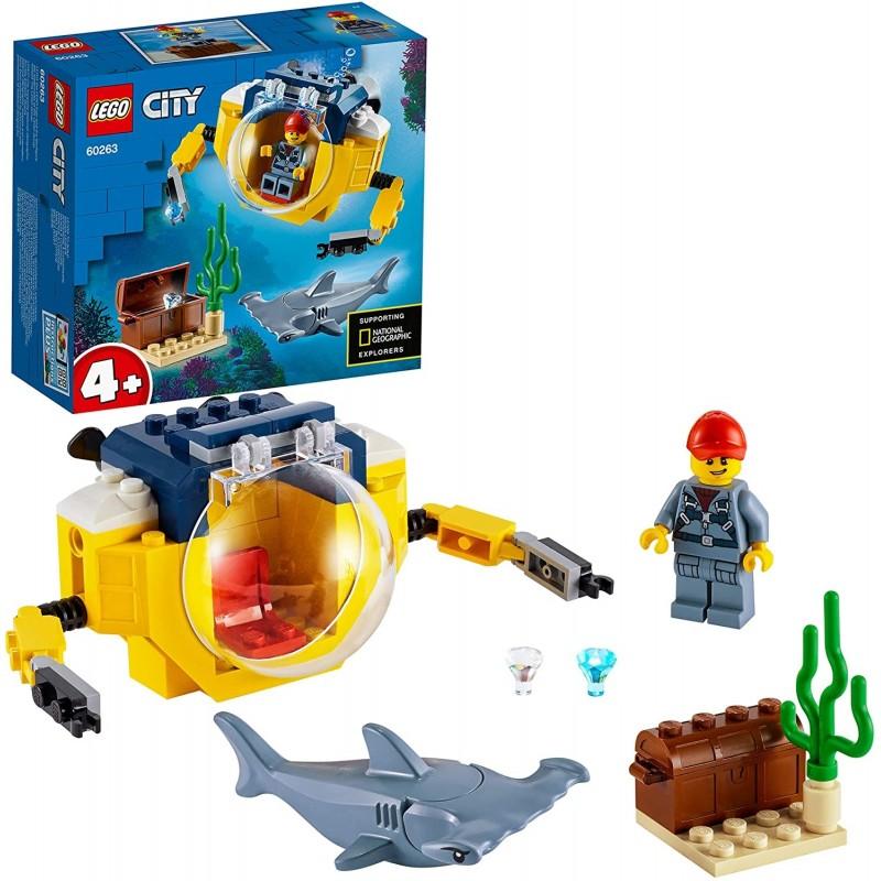 LEGO sous marin 60263