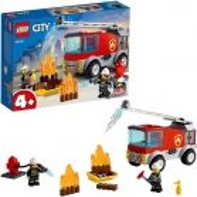 LEGO camion de pompier 60280