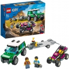 LEGO transport du buggy de course 60288