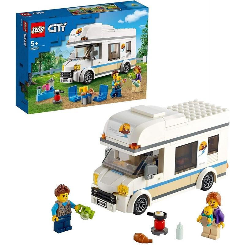 LEGO le camping car 60283
