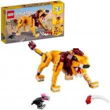 LEGO le lion sauvage 31112