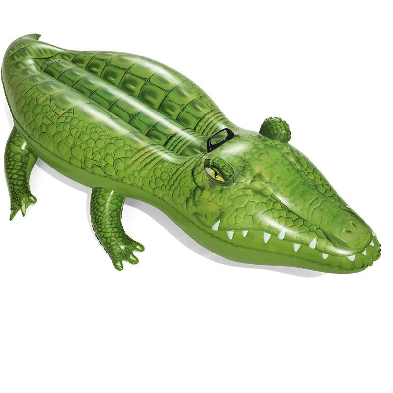 Crocodile gonflable Bestway 168 cm x 89 cm