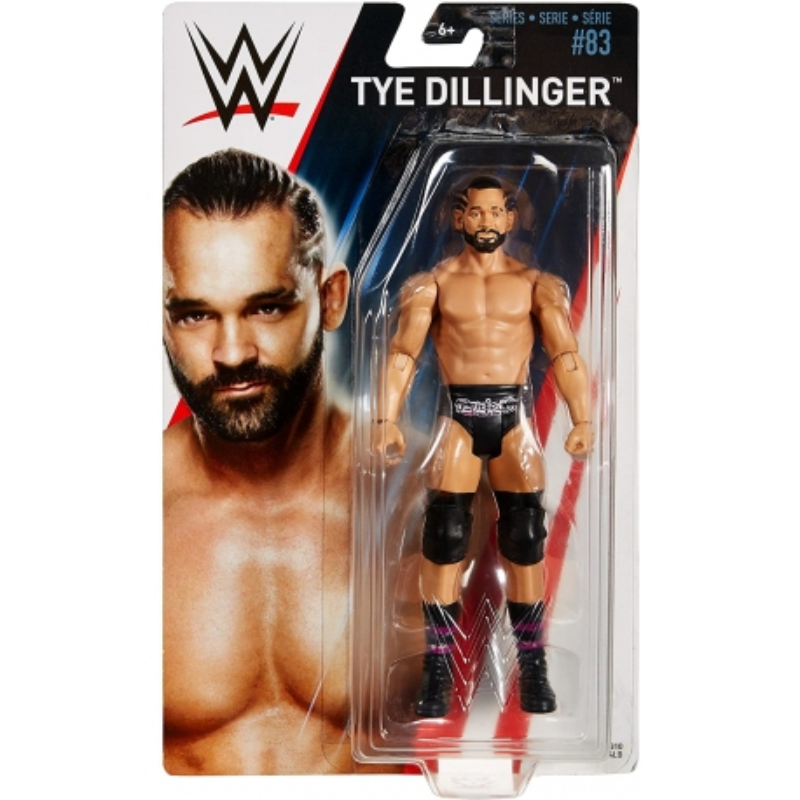 WWE Figurine Articulée Tye Dillinger