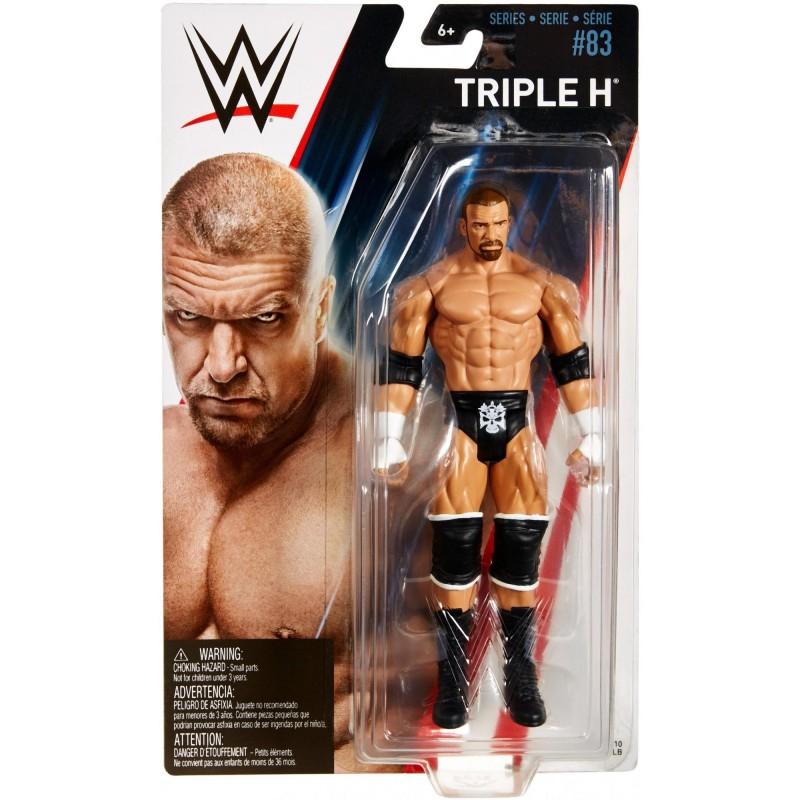 WWE Figurine Articulée  Triple H