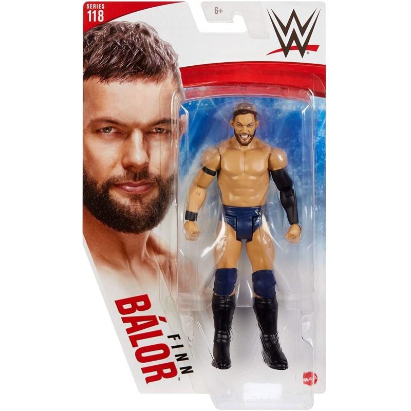 WWE Figurine articulée Finn Balor série 118