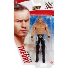 WWE Figurine articulée Austin Theory série 118