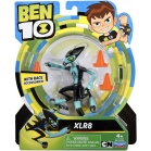 Ben 10 Figure Articulé XLR8