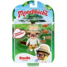 Monchhichi - Figurine Articulée de Saule - 7,5 cm