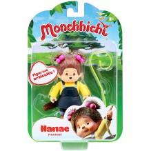 Monchhichi - Figurine Articulée Hanae - 7,5 cm